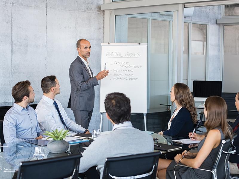 Coaching en entreprise : comment ça marche?