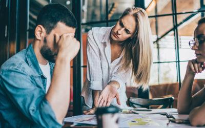 Les 5 plus grosses erreurs en management