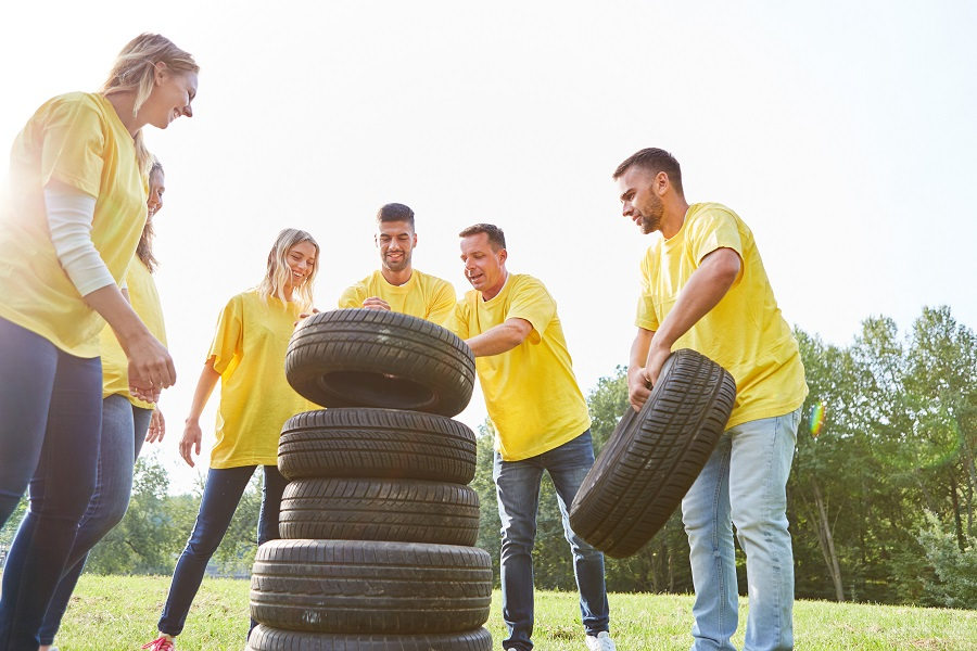 Comment organiser un team building 100% éco-responsable