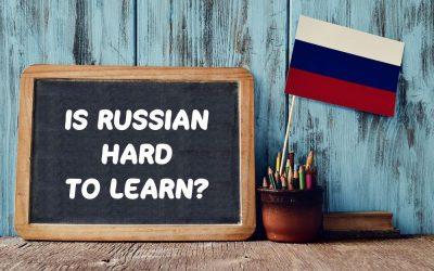 Pourquoi apprendre le Russe quand on travaille à Nice ?